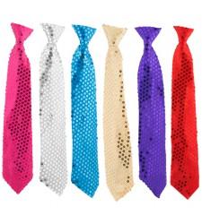 עניבות פייטים זוהרת