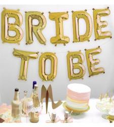 בלון-bride to be
