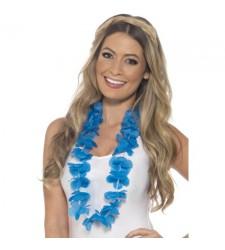 שרשראות הוואי כחולות
