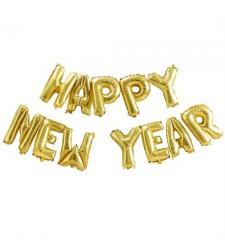 סט בלונים HAPPY NEW YEAR