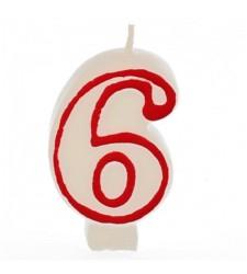 נר מספר - סיפרה 6