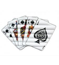 מתנפח בצורת קלפים